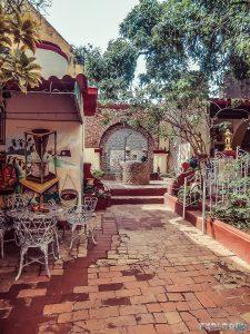 cuba trinidad restaurant backpacker backpacking travel