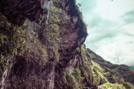 Ecuador Banos Canyon Backpacking Backpacker Travel