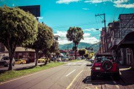 Ecuador Banos backpacker backpacking travel