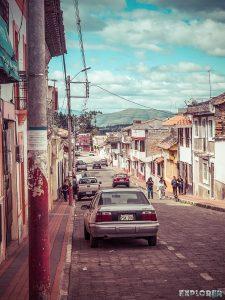 Ecuador Cotacachi Backpacking Backpacker Travel