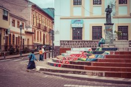 Ecuador Cotacachi Backpacking Backpacker Travel
