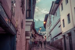 Ecuador Historic Center of Quito Backpacking Packpacker Travel