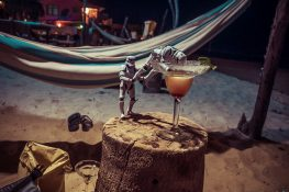 Ecuador Isabela Galapagos Surfing Stormtroopers Cocktail Backpacking Backpacker Travel