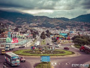 Ecuador Otavalo Backpacking Backpacker Travel
