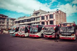 Ecuador Otavalo Bus Station Backpacking Backpacker Travel