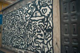 Ecuador Otavalo Graffiti Backpacking Backpacker Travel