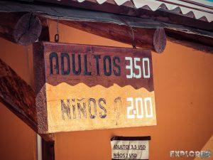 Ecuador Otavalo Laguna Cuicocha Boat Prices Backpacking Backpacker Travel