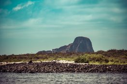 Ecuador Santa Cruz Galapagos Gordon Rocks Backpacking Backpacker Travel