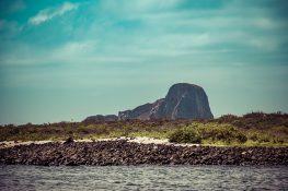 Ecuador Santa Cruz Galapagos Gordon Rocks Backpacking Backpacker Travel