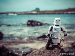 Ecuador Santa Cruz Galapagos Gordon Rocks Surfing Stormtroopers Backpacking Backpacker Travel