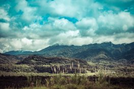 Ecuador Tena Banos Bus Ride backpacker backpacking travel