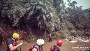Ecuador Tena Jondachi River Rafting 11