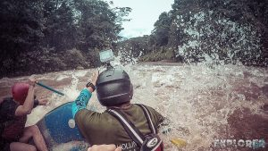 Ecuador Tena Jondachi River Rafting 12