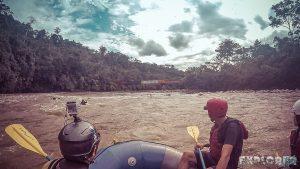 Ecuador Tena Jondachi River Rafting 13