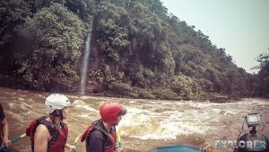 Ecuador Tena Jondachi River Rafting 15