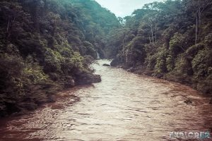 Ecuador Tena Jondachi River Rafting 2