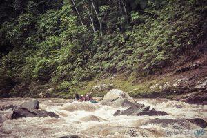 Ecuador Tena Jondachi River Rafting 3