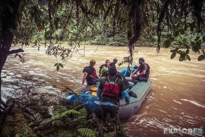 Ecuador Tena Jondachi River Rafting 4