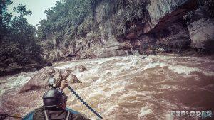 Ecuador Tena Jondachi River Rafting 7