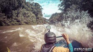 Ecuador Tena Jondachi River Rafting 9