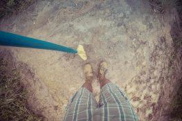 Ecuador Tena Jondachi River Rafting Mud Hike 2