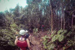 Ecuador Tena Jondachi River Rafting Mud Hike 3