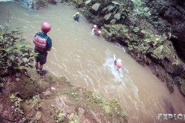 Ecuador Tena Jondachi River Rafting Mud Hike 5