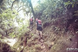 Ecuador Tena Jondachi River Rafting Mud Hike 6