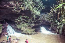 Ecuador Tena Jondachi River Rafting Mud Hike 7