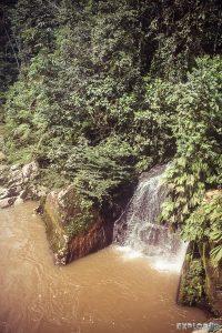 Ecuador Tena Jondachi River Rafting Waterfall 4