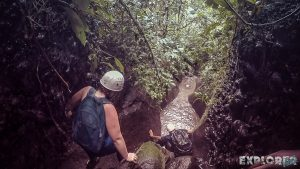 Ecuador Tena Jungle Hiking backpacker backpacking travel