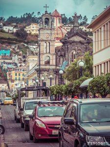 Equador Otavalo Backpacking Backpacker Travel