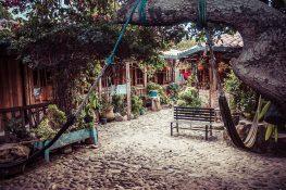 Equador Otavalo Hostel Backpacking Backpacker Travel