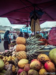 Equador Otavalo Market Backpacking Backpacker Travel