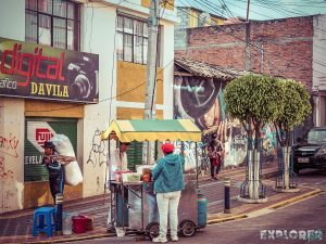 Equador Otavalo Market Streetfood Backpacking Backpacker Travel
