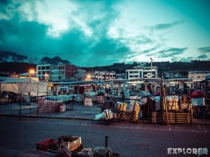 Equador Otavalo Market Sunrise Backpacking Backpacker Travel