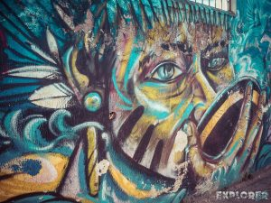 Equador Quito Alamor Graffiti Backpacking Backpacker Travel
