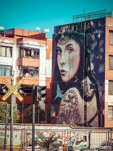 Equador Quito Alamor Mural Mantra Rea Detonarte Backpacking Backpacker Travel