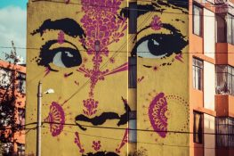 Equador Quito Alamor Mural Stinkfish Detonarte Backpacking Backpacker Travel