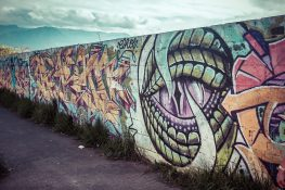 Equador Quito Quitumbe Graffiti Backpacking Backpacker Travel