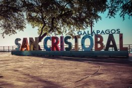 Galapagos San Cristobal Backpacking Backpacker Travel
