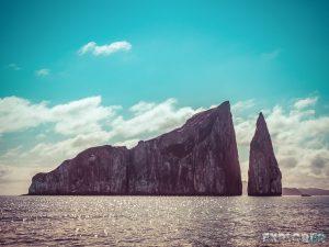 Galapagos San Cristobal Kicker Rock Backpacking Backpacker Travel