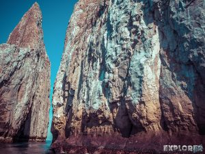 Galapagos San Cristobal Kicker Rock Backpacking Backpacker Travel