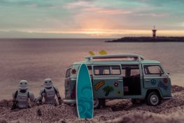 Galapagos San Cristobal Punta Carola Beach Lighthouse Surfing Stormtrooper Backpacking Backpacker Travel