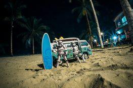ecuador isabela galapagos beach surfing stormtrooper backpacker backpacking travel