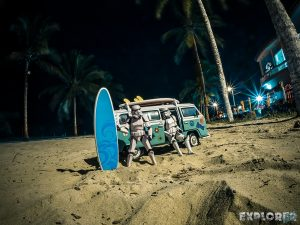 ecuador isabela galapagos beach surfing stormtrooper backpacker backpacking travel