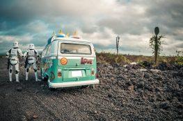 ecuador isabela galapagos desert surfing stormtrooper backpacker backpacking travel
