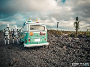 ecuador isabela galapagos desert surfing stormtrooper backpacker backpacking travel