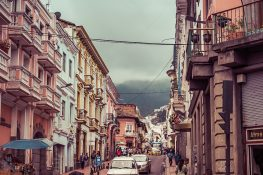 ecuador quito streets backpacker backpacking travel 2