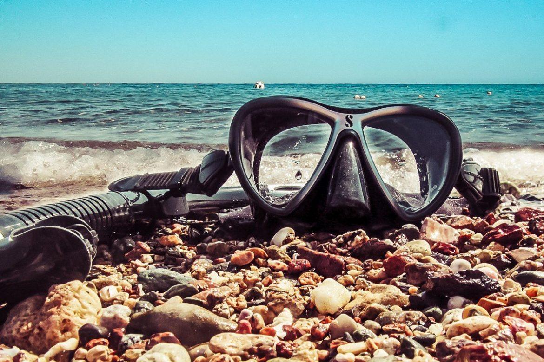 6f99490fd3df Scuba Diving Scubapro Mask Beach Backpacking Backpacker Travel